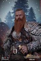 Hot toy 1/6 Scale Diecast Action Figure Toy SE018 VIKING Vanquisher Warlord full set figure doll