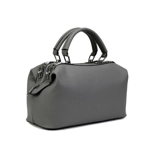 Boston handbags 2017 new Europe handbag bag fashoin doctor Shoulder bag Messenger Bag Bolsa Femininas