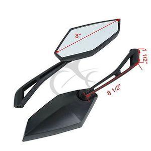 Image 2 - Neue Side Rückspiegel Für Ducati Monster 600 620 696 695 1100 1000 750 800