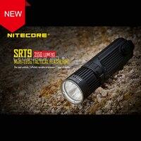 5 Year Warranty NITECORE SRT7 960 Lumens Stepless Dimming Pistol Green Light Tactical Flashlight With RGB