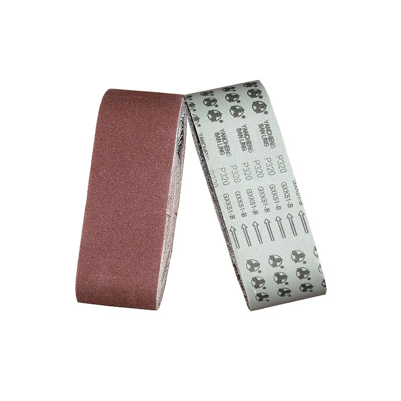 New 457*75mm Sanding Sander Belt Paper Sander Sandpaper 3