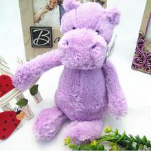 Buy Plush Stuffed Hippo And Get Free Shipping On Aliexpress Com