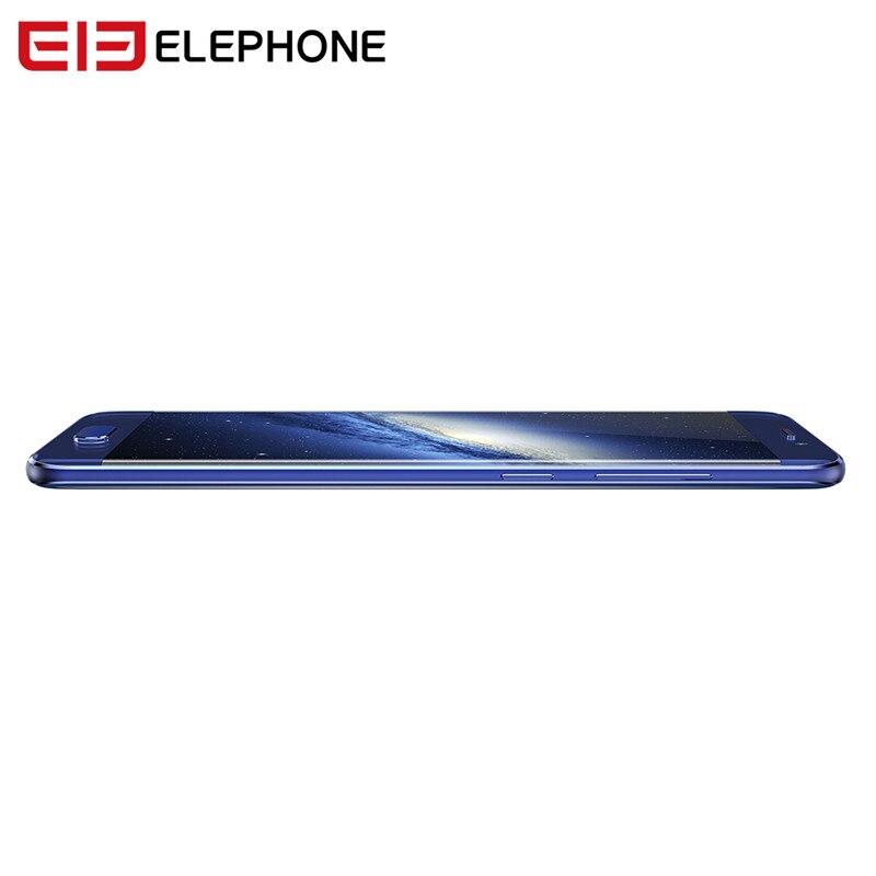 Elephone S7 4G Smartphone 5.5 inch Android 6.0 Deca Core Dual SIM Cell Phone 4G 64G 3000mAh 13MP 1080P Mobile Phone EU Plug