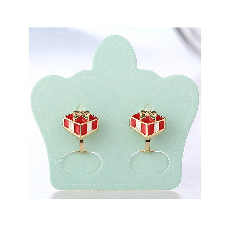 Korea Stil Fashion Handmade Lange Herz Clip Auf Ohrringe Keine Durchbohrten Für Frauen Party Hochzeit Luxus Schmuck Keine Loch Ohrringe Neue Ohrringe