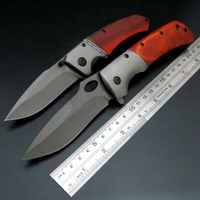 High Quality X34 Tactical Folding Knife Pocket Hunting Camping Diving Knife Survival Outdoor Tool Knife Steel