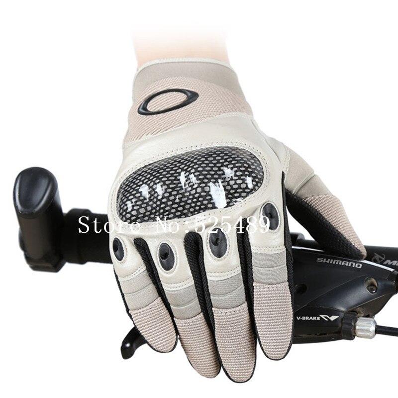 Neue kohlefaser schildpatt taktischen kampf im freien handschuh touchscreen motorrad handschuhe luvas motoqueiro guantes gants moto