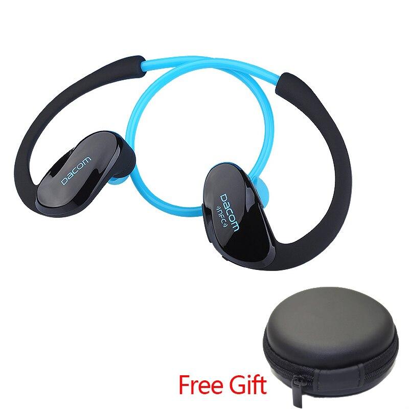DACOM G05 V4.2 Sport Bluetooth Kopfhörer Paar Set TWS Drahtlose Kopfhörer Musik Earbuds Für Apple iPhone 6 7 X Samsung xiaomi NFC