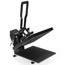 Lowest price manual t shirt heat press machine
