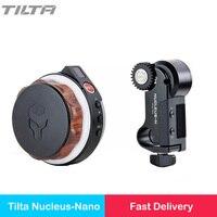 В наличии Tilta Nucleus Nano беспроводной поддерживающий фокус мотор ручной управления колесом система управления линзами для DJI Ronin S zhiyun crane 2