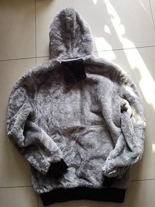 Image 5 - Trò chơi H1Z1 Hoodies Dày độn bông áo khoác mùa đông ấm Flannel Hoodie Áo Khoác Mềm Cashmere Áo Nỉ Unisex New