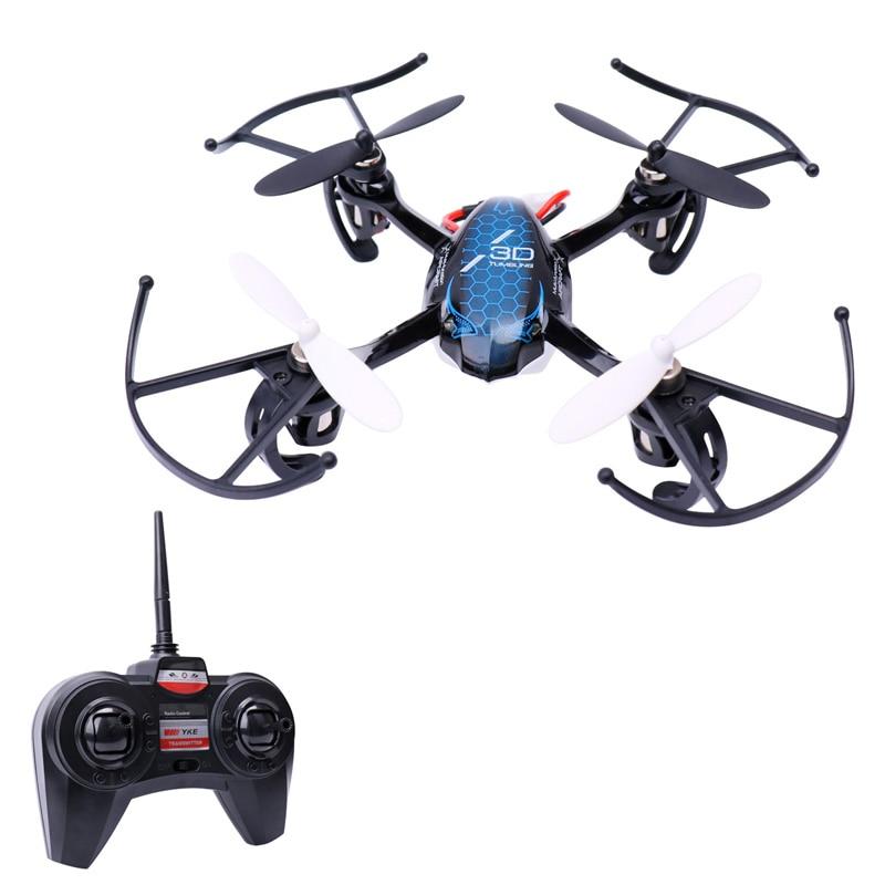 Rc Quadcopter Drone Professionelle Predator Hubschrauber Rtf 3d Flip One Touch Ruckkehr Flugzeug Toys Yk017 In