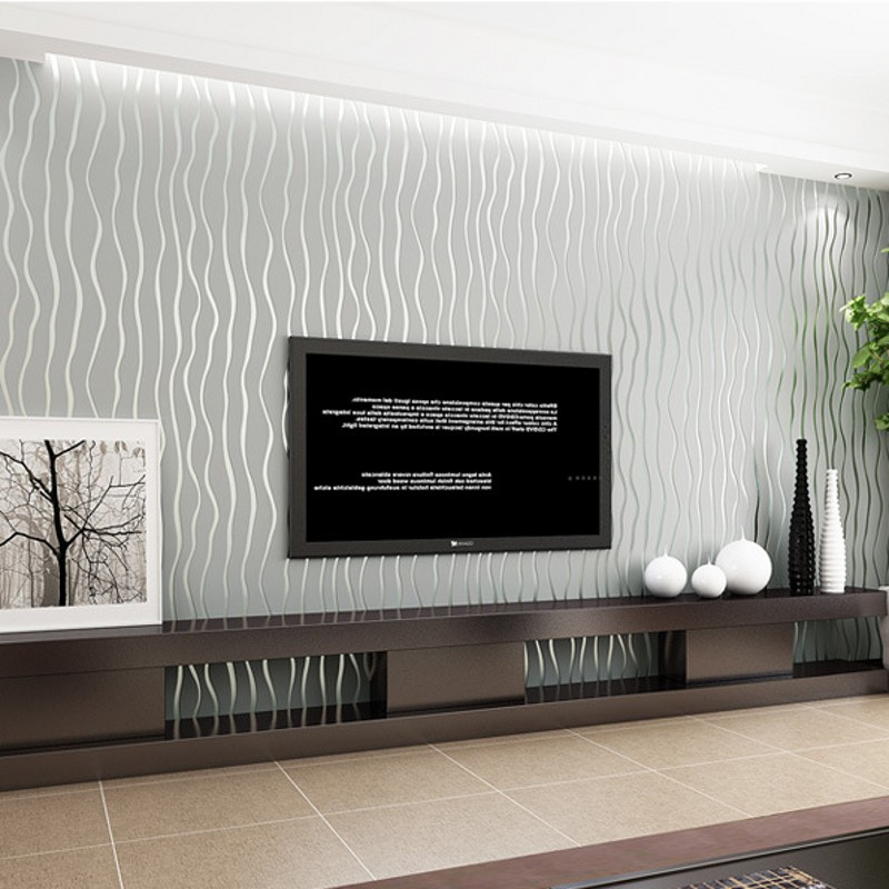 beibehang Striped Wallpaper for walls 3d Glitter Flocking Wall paper roll Living Room papel de parede 3d Wall Decor papier peint beibehang papel de parede 3d wall murals wallpaper for walls 3d papier peint 3d living room tv backgroumd wall paper roll