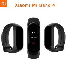 Original Xiaomi Mi Band 4 Smart Bracelet Color AMOLED Screen Miband Smartband Fitness Traker Bluetooth Waterproof