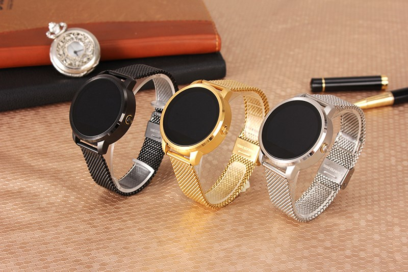 Smart Watch for Apple iPhone Huawei Android ios font b Smartwatch b font with Siri function