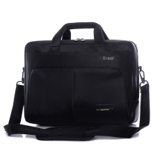 BRINCH computer bag 15 6 inch business large capacity waterproof and shock proof men and women