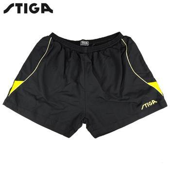 STIGA mężczyźni tenis stołowy szorty szybkie pranie spodenki sportowe ping pong Masculino odzież sportowa koszulki z krótkim rękawem dla mężczyzn tanie i dobre opinie Pasuje prawda na wymiar weź swój normalny rozmiar