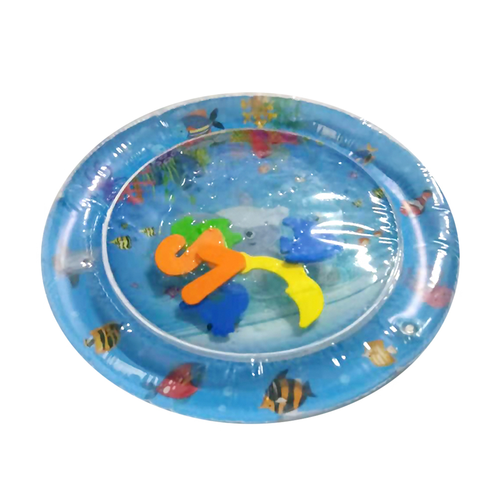 Inflation Cushion Outdoor Party Splash Play Pat Mat Water Pad