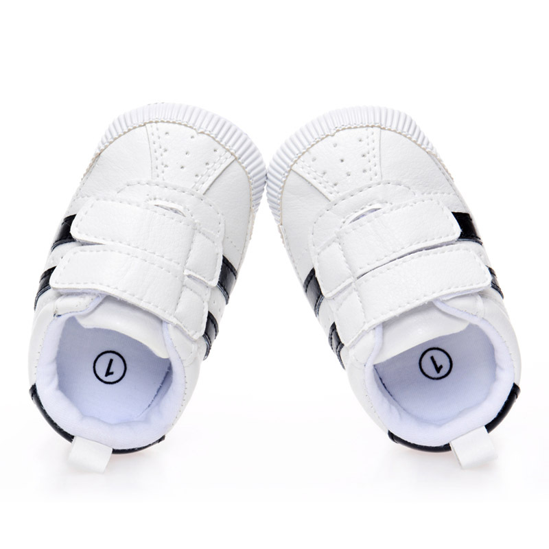 Casual Baby Shoes Magic Stick First Walkers Shoes Soft Sole Ventilation Spring Autumn Season Non-slip Baby Shoes