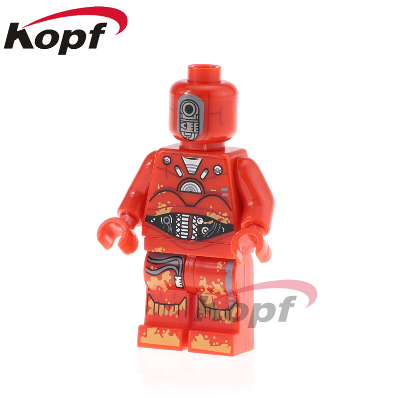 Pg810 Building Blocks Space Wars A Wing Pilot Kessel Robot Ribot Howth Rebel Bricks Action Figure Learning Children Gift Toys Toys & Hobbies
