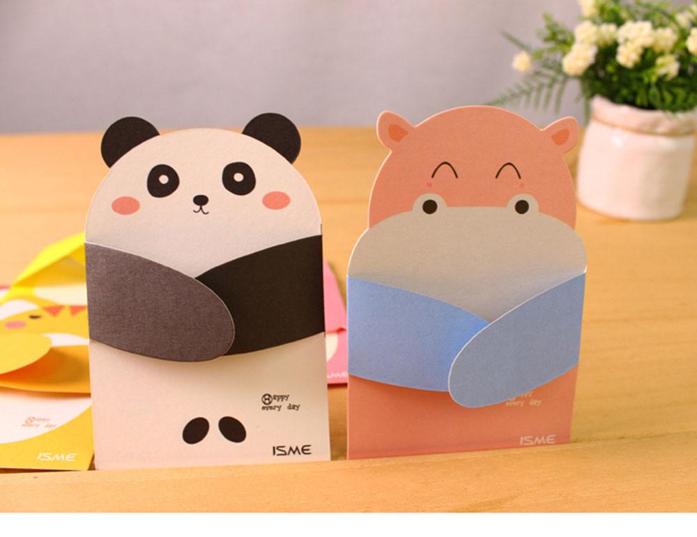 Fun Loving 3D Animal Birthday Cards