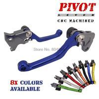 CNC Pivot Brake Clutch Levers For Bata 400 RR 4T 450 RR 4T 498 RR 4T