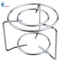Upspirit Mocha Coffee Pots Round Shelf Rack For Metal Alcohol Stove Stent Alcohol Lamp Professional Heating