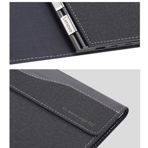 Image 4 - Case For Lenovo Yoga 530 520 14 Inch 520 14 530 14IKB Laptop Sleeve Detachable Notebook Cover Bag Protective Skin Stylus Gifts
