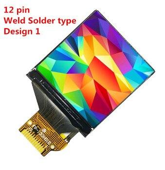 240240 HD IPS panel wyświetlacza LCD 1.3 cala TFT 12P 20pin 24pin spawanie lutowane złącze wtykowe 4 przewody SPI