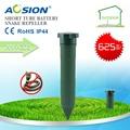 Aosion outdoor use bateria sonic anti roedor repeller cobra toupeira repelente rejeitar