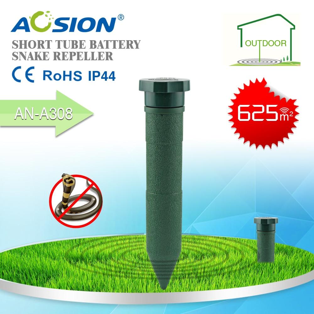 Aosion în aer liber folie baterie sonic anti rozătoare repulsor șarpe respingător aluniță