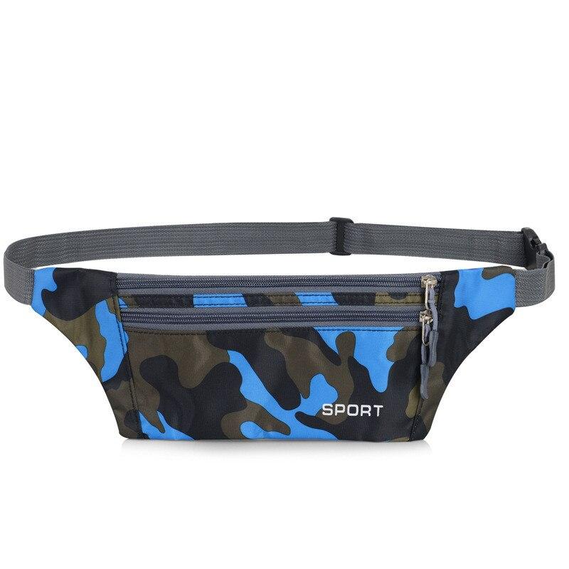 Body Waist Bag Nen Women Anti-Theft Stealth BAG WALLET TRAVEL Female Ultra-Thin Waist Bag