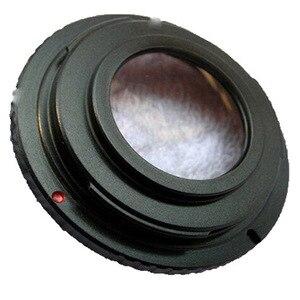 Image 2 - 10 個 M42 レンズ用ニコンマウントアダプタインフィニティ焦点ガラスで一眼レフカメラ用 d80 D90 D700 D5000