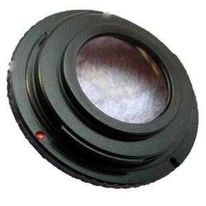 Image 2 - 10pcs עדשת מתאם טבעת עבור M42 עדשת ניקון הר מתאם עם אינסוף פוקוס זכוכית עבור ניקון DSLR מצלמה d80 D90 D700 D5000
