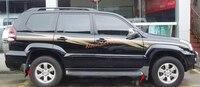 Guardabarros guardabarros para Toyota Prado Fj120 2003 2004 2005 2006 2007 2008 2009