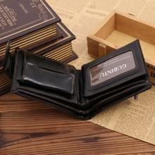 Men Wallet Hollow Out Designer PU Leather Dollar Price Fashi