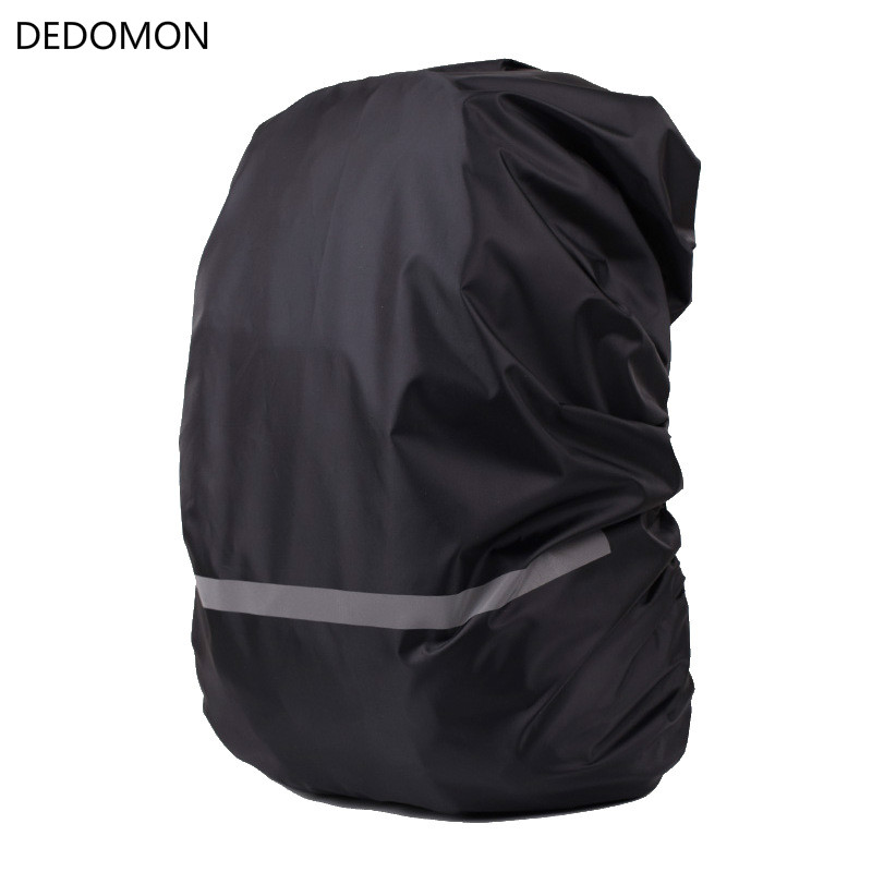 30L-40L Adjustable Waterproof Dustproof Backpack Rain Cover Portable Ultralight Shoulder Protect Outdoor Tools Hiking