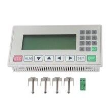 Pantalla OP320 A de texto Compatible con V6.5 MD204L, Compatible con comunicación 232 485