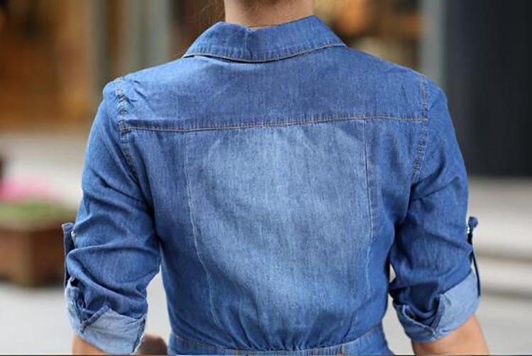 6  spring summer season girls clothes,informal pleated demin gown plus measurement HTB1TntiCamWBuNjy1Xaq6xCbXXaD