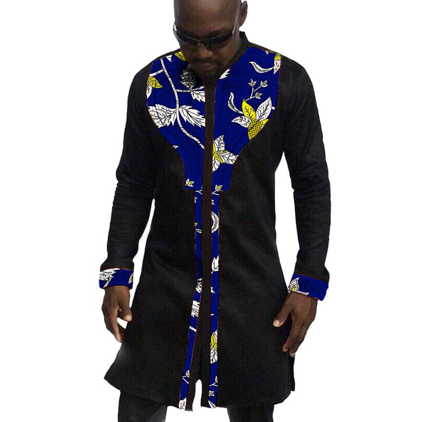 African mens shirts custom men african clothes fashion ...