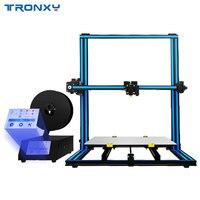 TRONXY Лидер продаж 3D принтеры X3ST 400 модель ultimakers нитей DIY печать