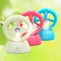Portable Mini Multi-functional Desktop USB Rechargeable Touch Switch Electric Fan Water Humidifier Fan