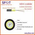 4 JET core mini Micro cabo de fibra óptica