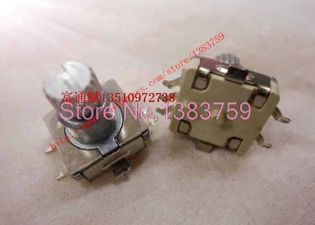 3pcs car audio digital potentiometer rotary encoder switch smd ec11 car audio switcher at Car Audio Switches