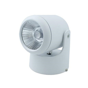Haute Lumière 15 W Chaud Blanc Froid Dimmable COB Downlights 180 Degrés Rotation Surface Monté Plafond Spot Plafond Livraison Gratuite