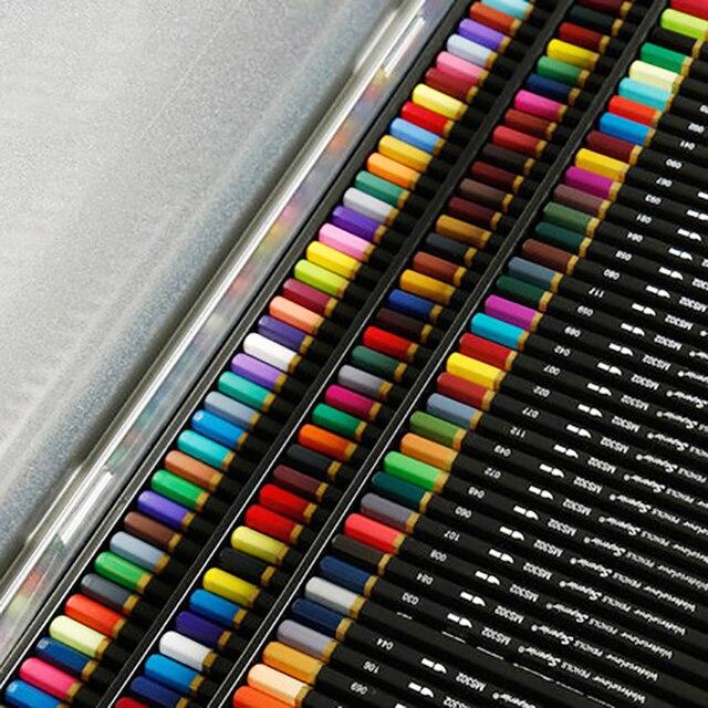 Water Colour Pencils Set Professional Art Supplies