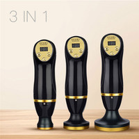 3 in 1 Body Guasha Scrape Therapy Machine Vacuum Suction Detox Massage Chinese Health Scrapping Detoxification instrument S50