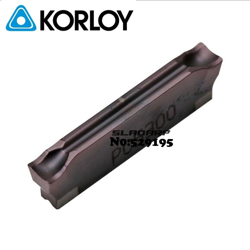 MGMN200 02 L PC5300 MGMN300 02 L PC5300 MGMN400 02 L PC5300 original Korloy carbide cutting