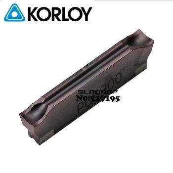 MGMN200-02-L PC5300 MGMN300-02-L PC5300 MGMN400-02-L PC5300 оригинальные KORLOY твердосплавные режущие вставки токарного станка