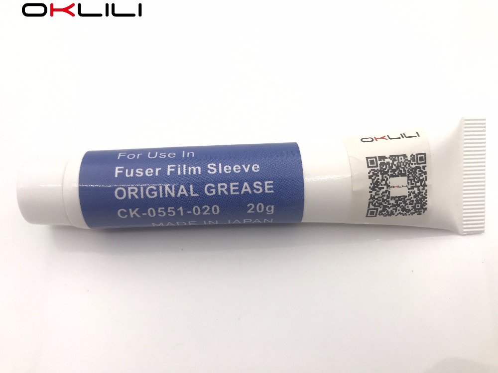 2X JAPAN NEW CK-0551-020 FY9-6022-000 CK-0551-000 FLOIL G-5000H 20g Lubricant Permalub G-2 Silicone Grease Fuser Film Grease Oil детектор skil 0551 ab