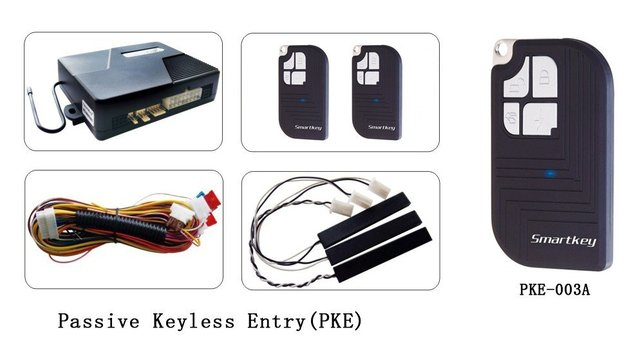 Supply Passive Keyless Entry  Car Security System ( HOT SALE PEK003A )